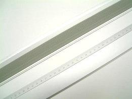 DRAWING RULERS Mod. 649 IN ALUMINIUM
